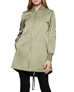 BCBGENERATION - Zip-Front Waterproof Jacket