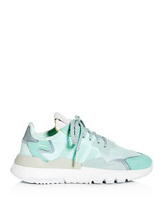 Adidas - Women's Nite Jogger Low-Top Sneakers