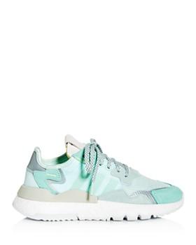 8da5099a8bc43 ... Adidas - Women s Nite Jogger Low-Top Sneakers