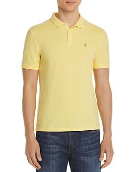 John Varvatos Star USA - Peace Sign Piqué Regular Fit Polo Shirt - 100% Exclusive