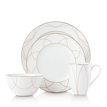 kate spade new york - Arch Street 4-Piece Place Setting