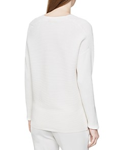 REISS - Lilian Ribbed Sweater