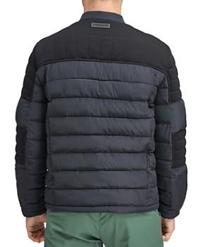 Marc New York - Winslow Mixed-Media Puffer Jacket