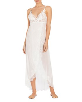 Jonquil - Lace-Detail Gown