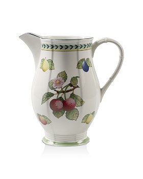 Villeroy & Boch - French Garden Fleurence Oversized Pitcher