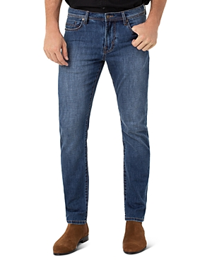 Liverpool Kingston Modern Straight Fit Jeans in Anderson Mid-Men