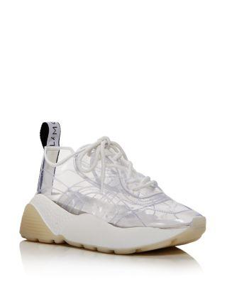 Clear Eclypse Dad Sneakers