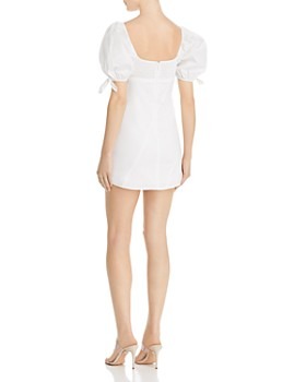 a99e19b84acf6 ... For Love & Lemons - Macaroon Hook-Front Mini Dress