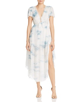 Rahi - Tie-Dyed Midi Dress