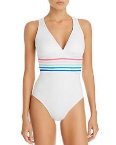 La Blanca - Spectrum Of The Day Multi Cross One Piece Swimsuit