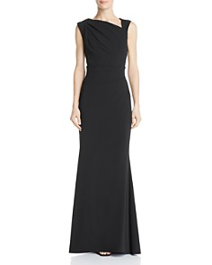 Avery G - Scuba Crepe Gown