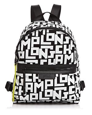 Longchamp Le Pliage Lgp Small Logo Backpack