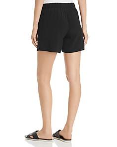 Eileen Fisher - Drawstring Walking Shorts