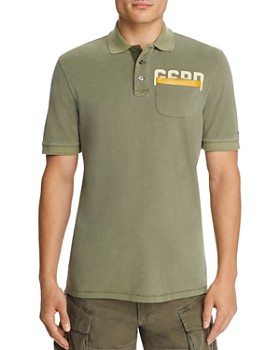 G-STAR RAW - Graphic 3 Pocket Regular Fit Polo Shirt