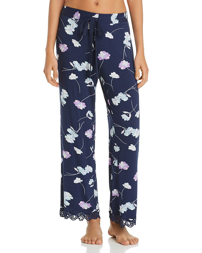 Josie - Bardot Midnight Drawstring Pants