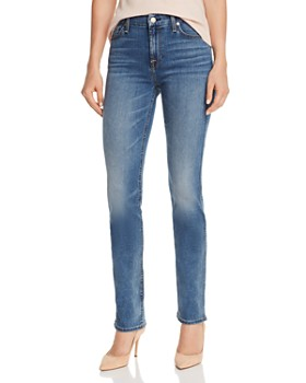 dab772ab1a 7 For All Mankind Designer Jeans for Women: Slim, Skinny & More ...