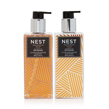 NEST Fragrances - Citrus Blossom Liquid Soap & Hand Lotion Set 10 oz. - 100% Exclusive