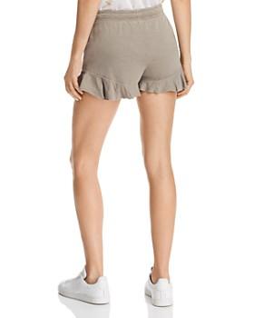 Nation LTD - Aviva Flounce-Hem Shorts