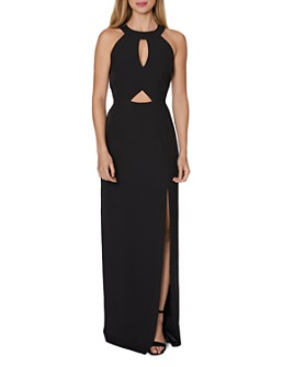 Laundry by Shelli Segal - Cutout Column Gown