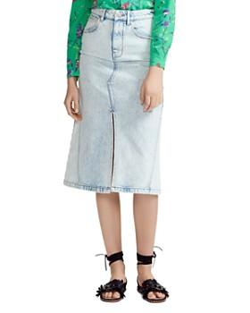 563cfcb488 Pencil Skirts: Leather, Denim & More - Bloomingdale's