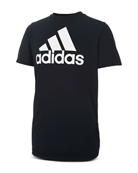 Adidas - Boys' Clima Performance Logo Tee - Big Kid