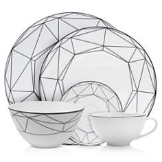 Prouna - Gem Cut Dinnerware Collection