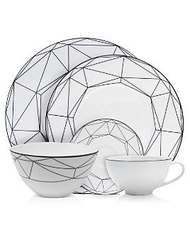 Prouna - Gem Cut Dinnerware Collection