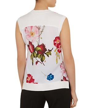 b324c3c80913 ... Ted Baker - Silenaa Berry Sundae Floral Top