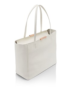 Ted Baker - Clarkia Pebbled Leather Shopper Tote
