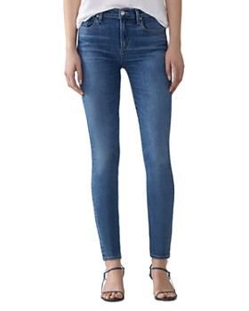 AGOLDE - Sophie High Rise Skinny Jeans in Nerve