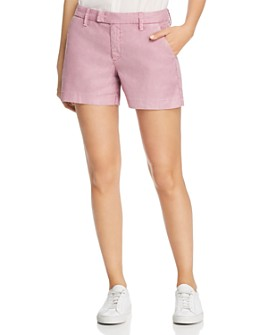 Level 99 - Cassandra Tab-Waist Shorts