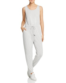 Cupio - Sleeveless Knit Jumpsuit