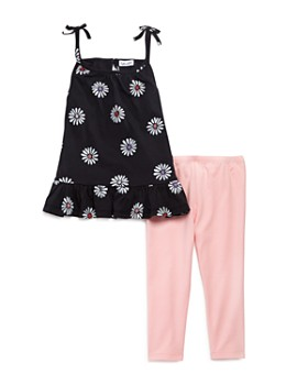 Splendid - Girls' Daisy Tank & Leggings Set - Little Kid