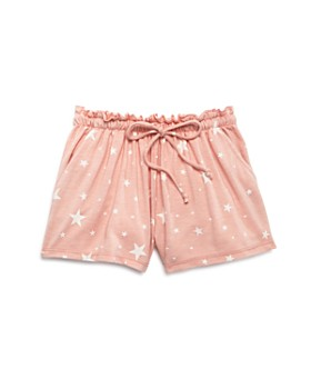 Vintage Havana - Girls' Star Shorts - Big Kid