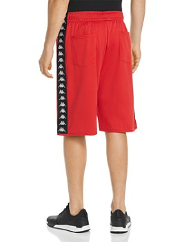 KAPPA - 222 Banda Basaf Mesh Shorts