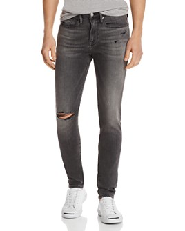 FRAME - Jagger Skinny Fit Jeans in Gulch