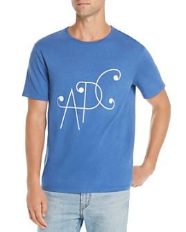 A.P.C. - Roy Logo Tee