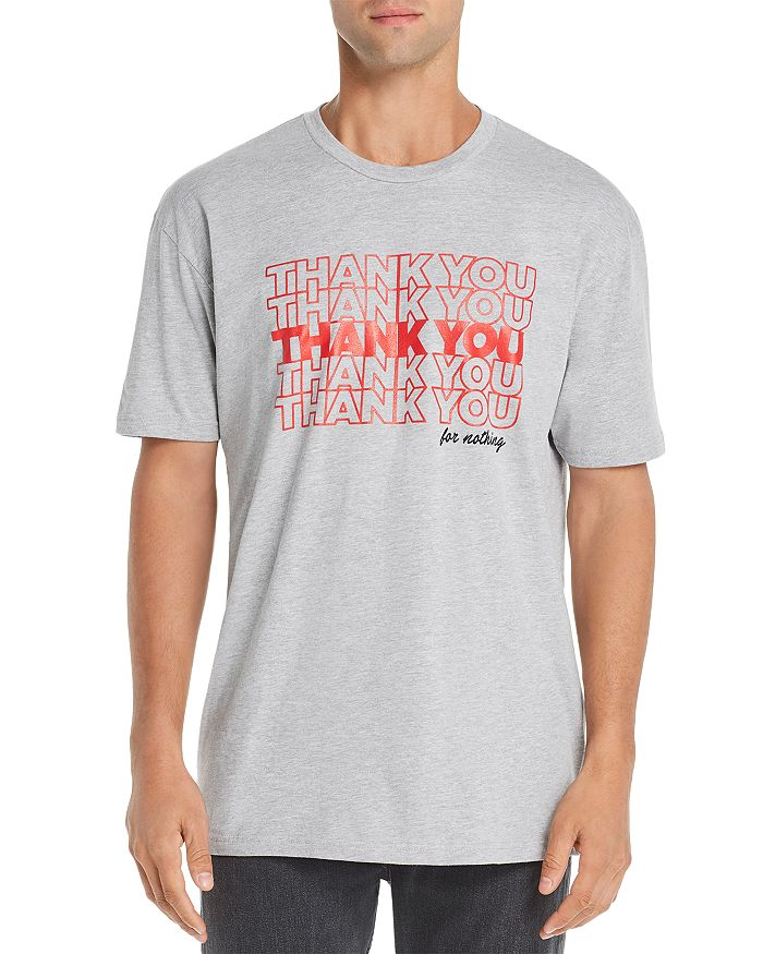 Pacific & Park - Thank You For Nothing Graphic Tee
