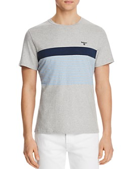 Barbour - Braeside Striped Tee