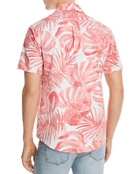 Michael Kors - Botanical Short-Sleeve Slim Fit Shirt