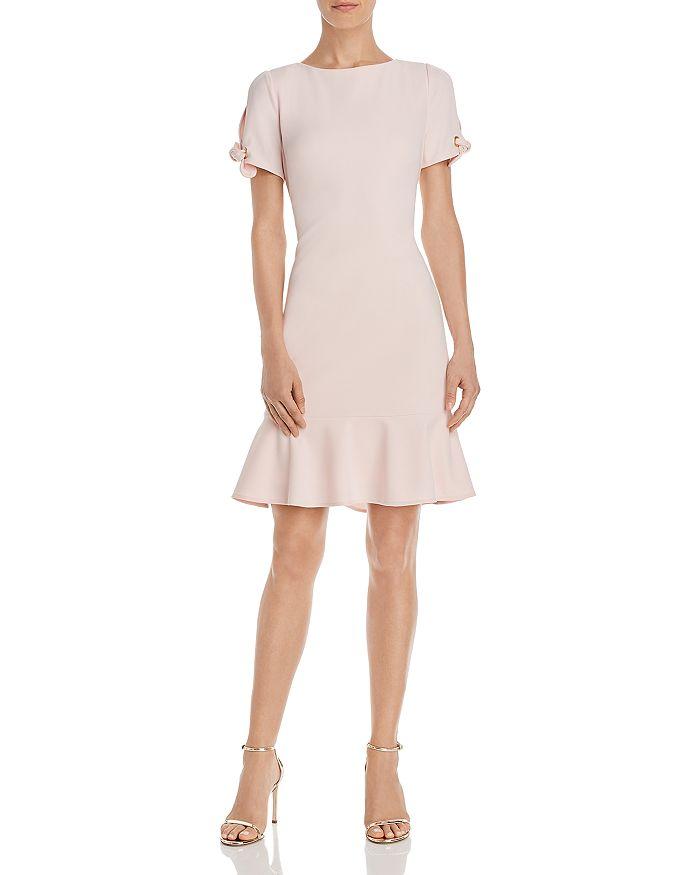 Donna Karan - Tie-Detail Dress