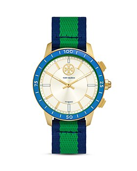 Tory Burch - Collins Multicolor Hybrid Smartwatch, 38mm