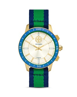 Tory Burch - Collins Multicolor Hybrid Smartwatch, 38mm