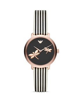 5ea3a5098105 Armani - Dragonfly Motif Watch