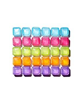 Kikkerland - Reusable Ice Cubes, Set of 30