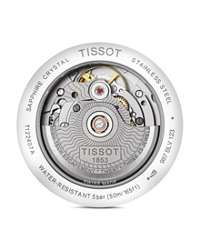 Tissot - Carson Premium Powermatic 80 Link Bracelet Watch, 40mm