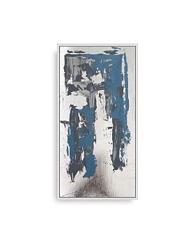 Bloomingdale's Artisan Collection - Metallic Drip II Wall Art, Medium