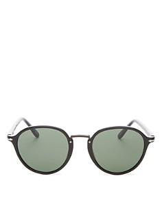 Persol - Men's Round Sunglasses, 51mm