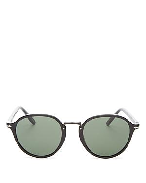 Persol Men's Round Sunglasses, 51mm