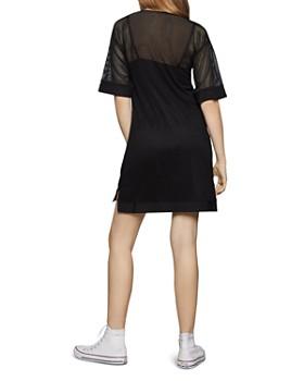 4d8b47ea8aa BCBGENERATION - Mesh Shift Dress BCBGENERATION - Mesh Shift Dress